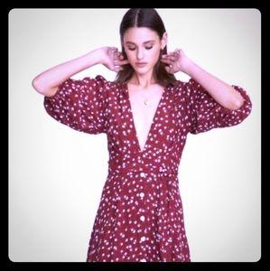 Faithfully Midi Dress